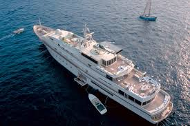 see what u0027s inside donald trump u0027s former superyacht architectural