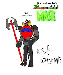 mario luigi mask timelordparadox deviantart