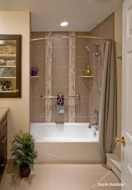 marvelous curved shower curtain rod contemporary bathroom