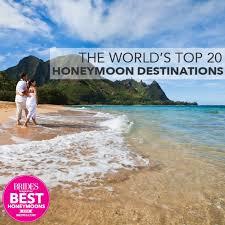 best for honeymoon the world s top 20 honeymoon destinations brides