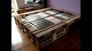 Wohnzimmertisch Aus Obstkisten Doppelbett Aus Europaletten Justdoit Pinterest Doppelbett