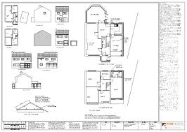 house extension sample plans house plans