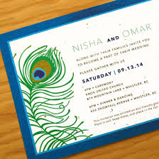 peacock wedding invitations plantable peacock wedding invitations plantable wedding