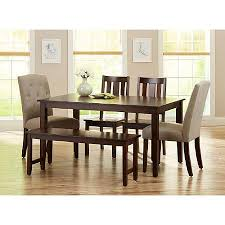 walmart dining room sets decoration better homes and gardens dining table bold