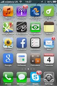 To Organize How To Organize Your Iphone Apps With Less Logic More Usability