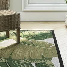 Palm Tree Runner Rug Tropical Outdoor Rugs You U0027ll Love Wayfair