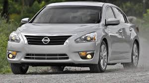 Nissan Altima V6 - 2013 nissan altima drive review redesign boosts sedan u0027s comfort