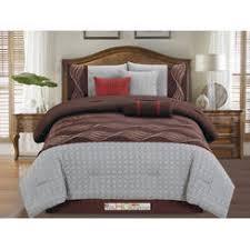 Rust Comforter Set Brown Comforters Kmart