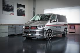 volkswagen caravelle 2016 abt makes coolest volkswagen t6 tuning project for geneva