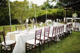 wedding table rentals weddings party pleasers event rental co