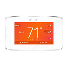 sensi wi fi programmable thermostat