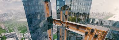 your global urban mobility leader thyssenkrupp elevator