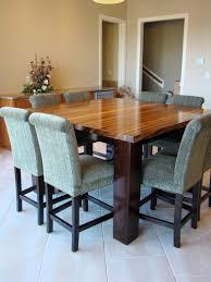 creative design butcher block dining room table breathtaking
