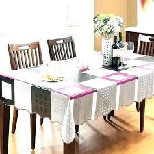 dining table cover clear plastic dining table dining table seat covers plastic dining table