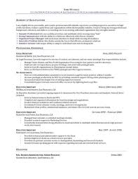 high level executive assistant cover letter