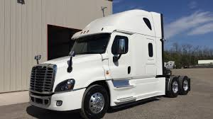 new 2017 freightliner cascadia detroit series 60 12 7l youtube