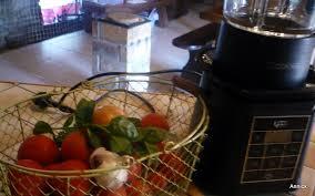 cuisine au blender coulis de tomates au blender chauffant sous ma rubrique mes bons