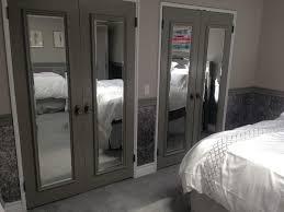 Sliding Glass Mirror Closet Doors Bedrooms Sliding Glass Closet Doors White Closet Doors Sliding