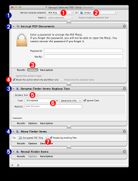 Jobs With No Resume by Os X Encrypt Pdfs Service