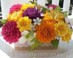 paper flower centerpieces paper flower centerpiece simple paper flower wedding centerpieces