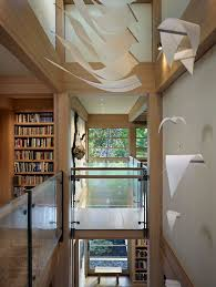 contemporary house in seattle with japanese influence