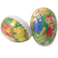 large fillable easter eggs easter christmasshop