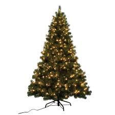 noble fir christmas tree national tree company 7 ft feel real swept douglas fir