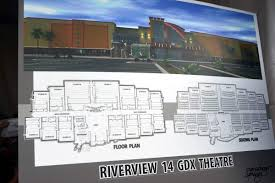 officials break ground for riverview 14 multiplex and shopping