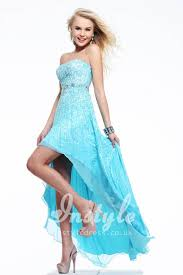 Light Blue High Low Dress The Sky Blue Dress I Made My Father Get Me Even Though I Wanted
