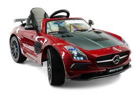 black and pink mercedes mercedes sls amg final edition 12v kids ride on car with parental