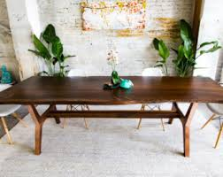 Living Room Dining Table Kitchen Dining Tables Etsy