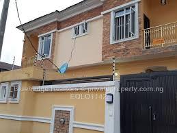 4 bed duplex for sale in off mobil estate road ilaje via wonder