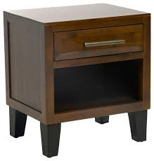 Bed Side Desk Mahogany Nightstands And Bedside Tables Houzz
