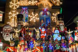 dyker heights christmas lights tour 2017 christmas light displays 5 to visit people com
