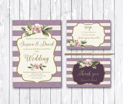Blank Wedding Invitation Kits The 25 Best Lilac Wedding Invitation Sets Ideas On Pinterest