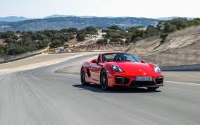 Porsche Boxster 2017 - porsche boxster gts picture gallery photo 3 8 the car guide