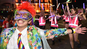best mardi gras costumes the best mardi gras celebrations on the coast coastal living