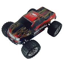 nitro monster trucks redcat racing 1 10 volcano s30 truck nitro rtr red towerhobbies com