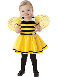 party city halloween girls costumes buzzing daisy bumble bee girls fancy dress costume 14 95
