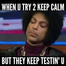 Rude Funny Memes - prince memes were so great that even prince shared them memes