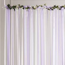 wedding backdrop curtains ideas lilac curtains wedding backdrop by just add a dress