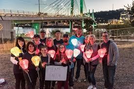 Light The Night Portland Pipe Up