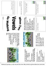 english teaching worksheets long vowels