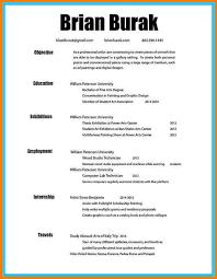artist resume template 6 artist resume template professional resume list