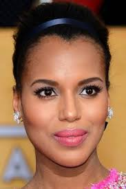 kerry washington hair pin up maisie williams looked like a vy 50s pinup girl at the sag