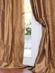 Halfpriced Drapes Classic Windermere Silk Curtains And Drapes Decorative Things