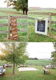 Backyard Country Wedding Mattie And Luke U0027s Backyard Reception Intimate Weddings Erika