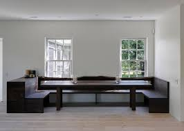 Dining Room Table Bench Awesome Dining Room Benches With Backs Photos Liltigertoo
