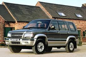 isuzu trooper 1998 car review honest john