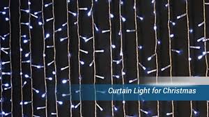 curtain lights for